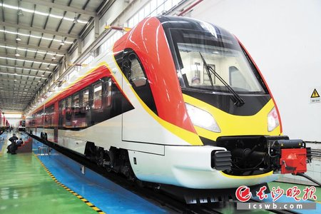15 Chinese-made Locomotives Headed to New Zealand